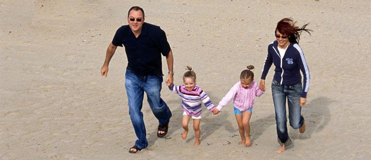 Urlaub mit Kindern in Irland